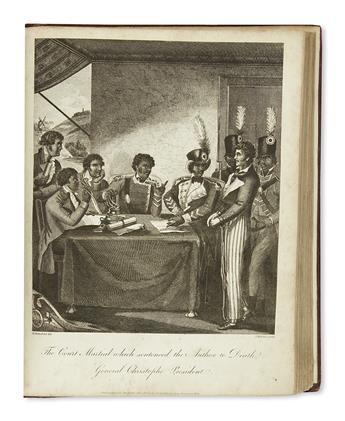 (HAITI.) Rainsford, Marcus. An Historical Account of the Black Empire of Hayti.