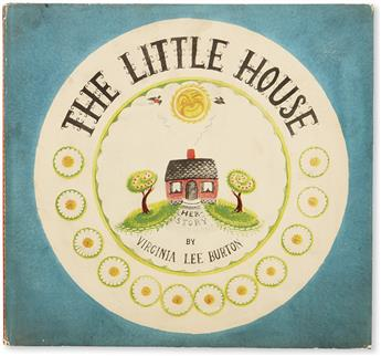 (CHILDRENS LITERATURE.) BURTON, VIRGINIA LEE. The Little House.