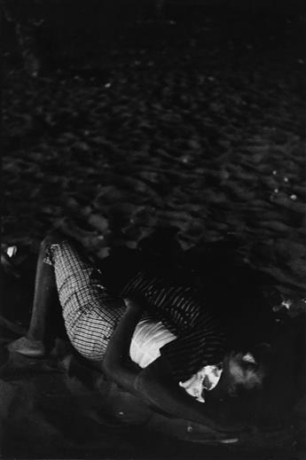 ROBERT FRANK (1924- ) Coney Island.