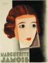 PAUL COLIN (1892-1986) MARGUERITE JAMOIS. 1930. 61x46 inches. Chachoin, Paris.