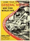 DESIGNER UNKNOWN. GENERAL MOTORS / NEW YORK WORLD'S FAIR. 1939. 47x35 inches, 120x90 cm.