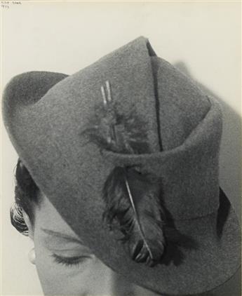 BING, ILSE (1899-1998) The Honorable Daisy Fellowes, Harpers Bazaar.