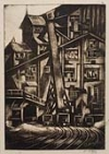 DOX THRASH (1892 - 1965) Coal Breaker.