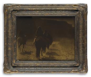 EDWARD S. CURTIS (1868-1952) The Vanishing Race.