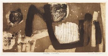 EMMA AMOS (1938 -   ) Rootie Tootie.