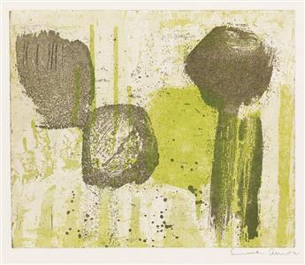EMMA AMOS (1938 -   ) Untitled.