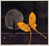 WALTER WILLIAMS (1920 - 1988) Moon Moth.