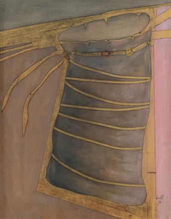 RALPH ARNOLD (1928 - 2006) Open Bag.