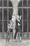 GOREY, EDWARD. DOGEAR WRYDE POSTCARDS. Scènes de Ballet.