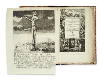DANCE OF DEATH.  La Danse des Morts.  1788 + LArt de bien vivre et bien mourir . . . Treizième Édition.  1788