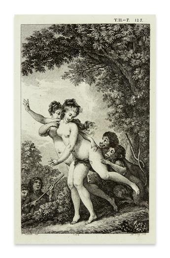 VOLTAIRE, FRANÇOIS-MARIE AROUET DE. Romans et Contes.  3 vols.  1778