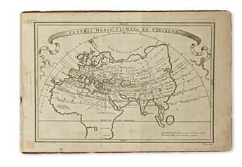 (ANCIENT GEOGRAPHY.) Cellarius, Christoph. [Notitia Orbis Antiqui.]