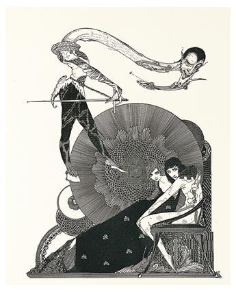 GOETHE, JOHANN WOLFGANG VON / HARRY CLARKE. Faust.