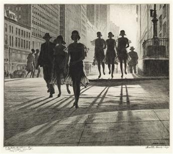 MARTIN LEWIS Shadow Dance.