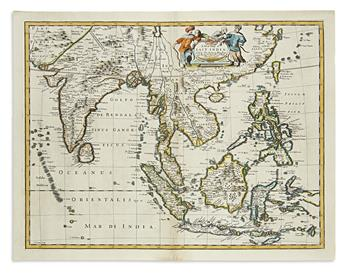 SPEED, JOHN. A New Map of East India.