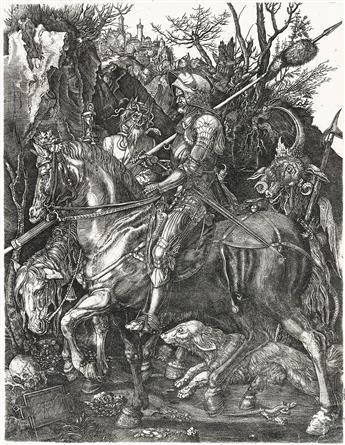 ALBRECHT DÜRER (after) Knight, Death and the Devil