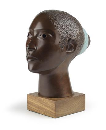 ELIZABETH CATLETT (1915 - 2012) Naima.