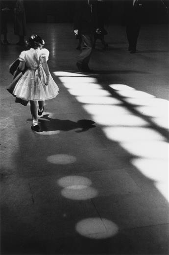 LOUIS STETTNER (1922-1916) Portfolio entitled Streetwork.