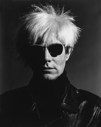 GREG GORMAN (1949- ) Andy Warhol, Los Angeles.
