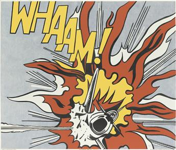 ROY LICHTENSTEIN Whaam!
