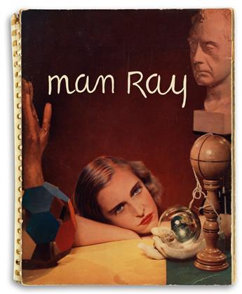 MAN RAY. Photographs 1920-1934 Paris.