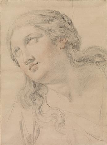 FRANCESCO GESSI (ATTRIBUTED TO) (Bologna 1588-1649 Bologna) The Penitent Magdalen.