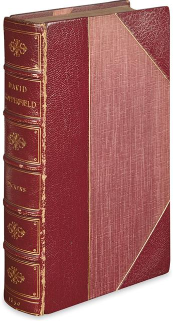 DICKENS, CHARLES. Personal History of David Copperfield.