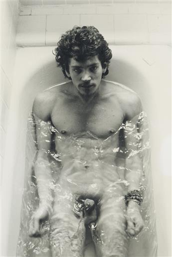 DON HERRON (1941-2012)  Robert Mapplethorpe.