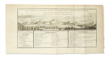 (TRAVEL.) La Condamine, Charles Marie de. Journal du Voyage Fait par Ordre du Roi, a lÉquateur.