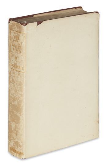 (CHILDRENS LITERATURE.) BARRIE, J.M. The Little White Bird.