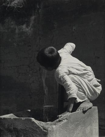 MANUEL ÁLVAREZ BRAVO (1902-2002) Sed Pública [Public Thirst].