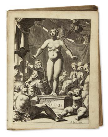LICETI, FORTUNIO. De monstris . . . editio novissima.  1665