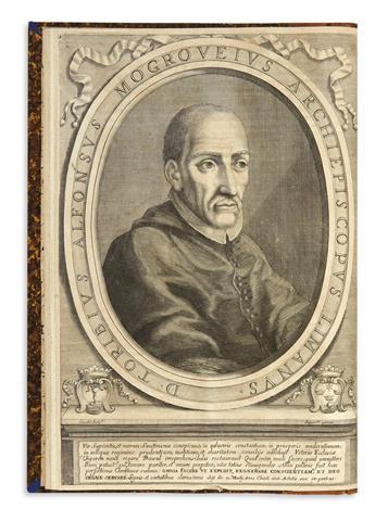 (PERU.) Harold, Francis; translator. Lima limata conciliis, constitutionibus synodalibus, et aliis monumentis.