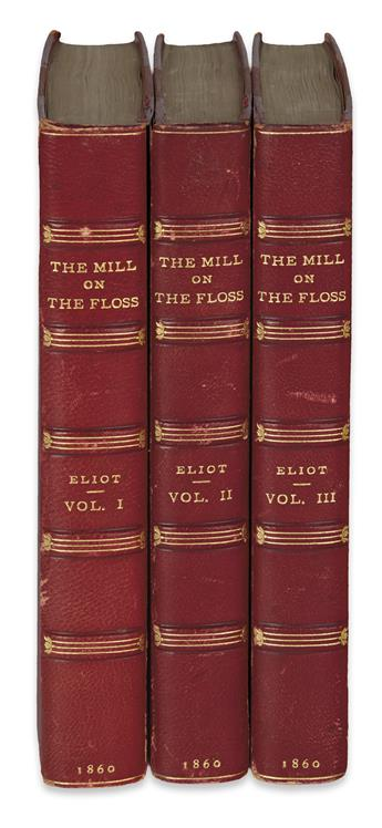 ELIOT, GEORGE. The Mill On the Floss.