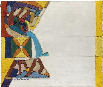HAYWOOD BILL RIVERS (1922 - 2001) Dance Around a Flower.