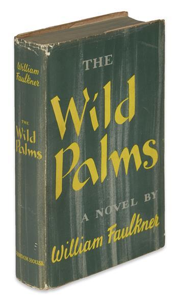 FAULKNER, WILLIAM. Wild Palms.