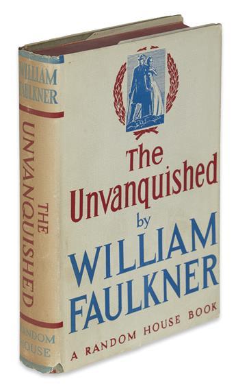 FAULKNER, WILLIAM. Unvanquished.