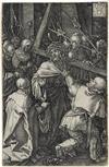 ALBRECHT DÜRER Christ Carrying the Cross.