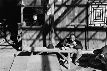 HENRI CARTIER-BRESSON (1908-2004) In the Last Days of the Kuomintang, Peking.