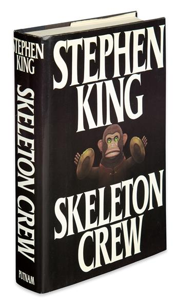 KING, STEPHEN. Skeleton Crew.