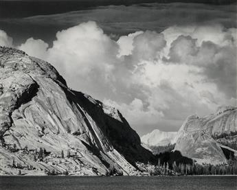 ANSEL ADAMS (1902-1984) Lake Tenaya.