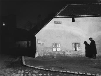 ANDRÉ KERTÉSZ (1894-1985) A portfolio entitled A Hungarian Memory.