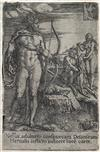 HEINRICH ALDEGREVER Group of 8 engravings from the Labors of Hercules.