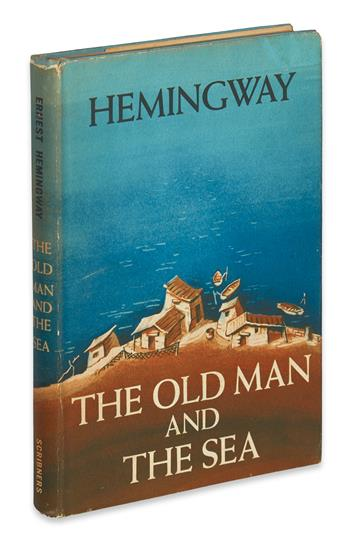 HEMINGWAY, ERNEST. The Old Man and the Sea.