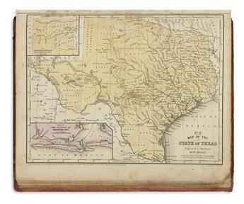 MITCHELL, S. AUGUSTUS. Mitchells School Atlas.