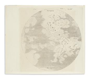 BURNET, THOMAS (or after). Together 3 engraved world maps on four sheets.