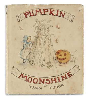(CHILDRENS LITERATURE.) TUDOR, TASHA. Group of 5 First Editions.