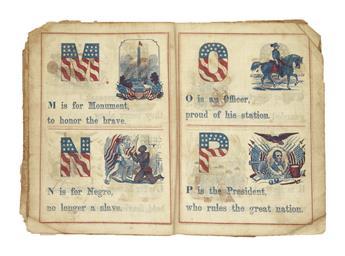(CIVIL WAR.) The Union ABC.
