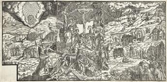 DOMENICO BECCAFUMI (after) The Crucifixion and other Scenes from the Passion of Christ