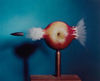 HAROLD EDGERTON (1903-1990) Seeing the Unseen: Twelve Photographs by Harold Edgerton.